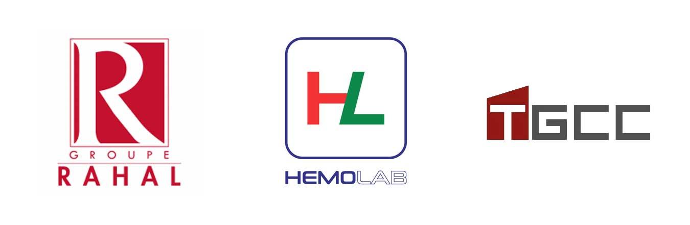Groupe RAHAL, Hemolab ET TGCC